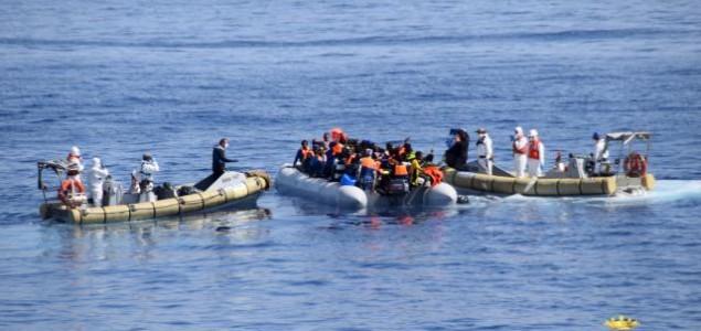 Spašeno tri hiljade izbjeglica na Sredozemlju