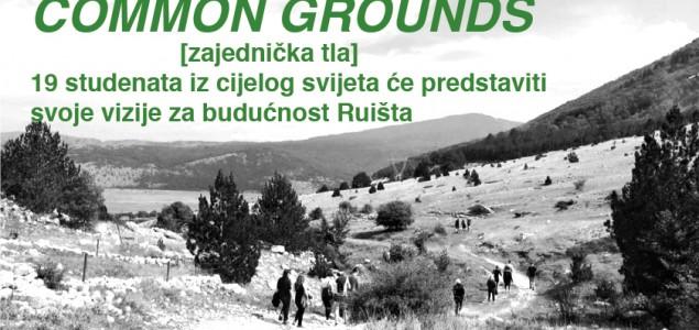 SKPD Prosvjeta Mostar: Izložba Common Grounds