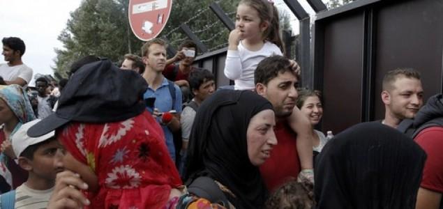 Prve izbjeglice stigle u Hrvatsku
