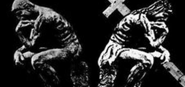 """""""Religija i ljevica"""" – pogled ispod tribine"""
