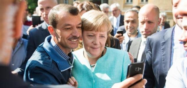 Merkel: Nema zakonskih limita za prihvat izbjeglica