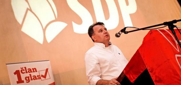 Nermin Nikšić pobijedio na izborima za predsjednika SDP-a BiH
