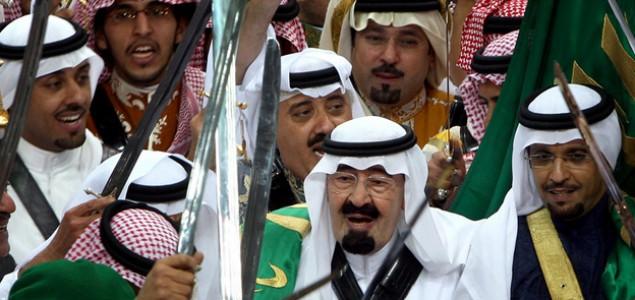 Na vrhu liste zlikovaca trebala bi se nalaziti Saudijska Arabija
