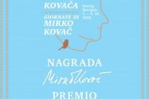 Odabrani dobitnici prve regionalne nagrade Mirko Kovač
