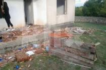 Ekstremisti napali povratničke kuće u Čitluku, srušili čak i krov kuće