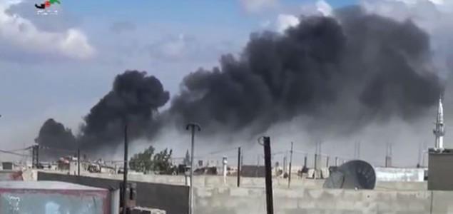 """Rat u Siriji: Susret Rusije i Francuske o """"namjerama vazdušnih napada"""""""