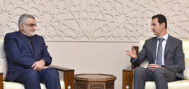 Iran će biti uključen u razgovore u vezi rata u Siriji