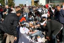 Eksplozije potresle miting u Ankari