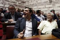 Cipras osterijanac, Siriza stranka levog centra?