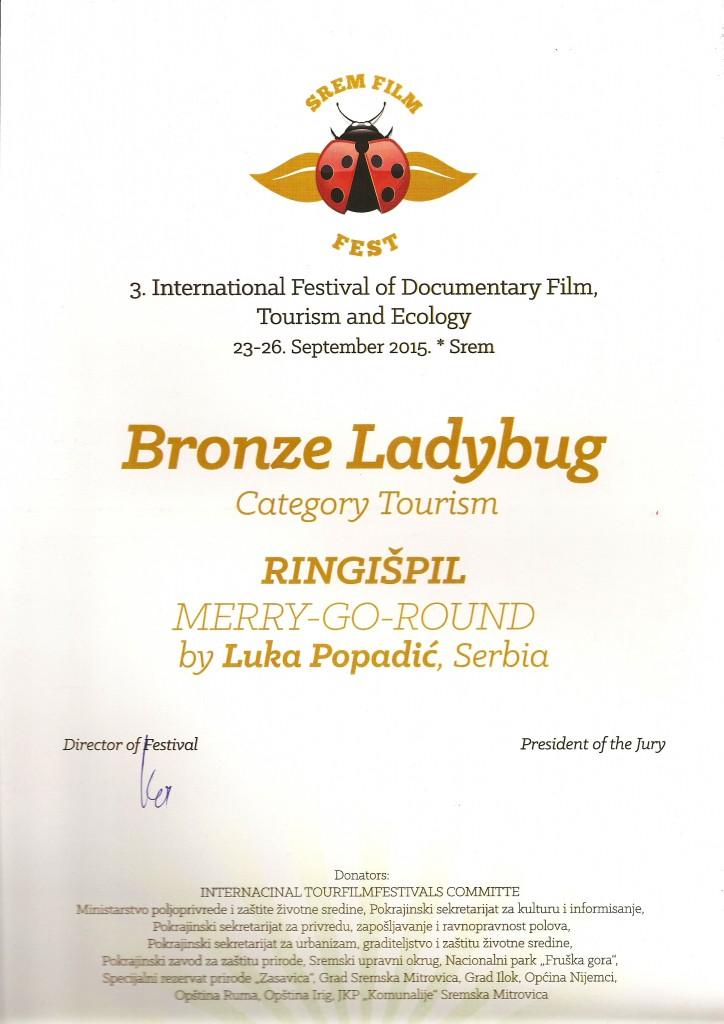 III mesto Srem Film Fest