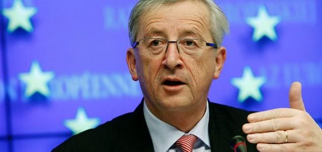 Juncker: Ako Erdogan otkaže sporazum, možete ponovno očekivati izbjeglice na vratima Europe