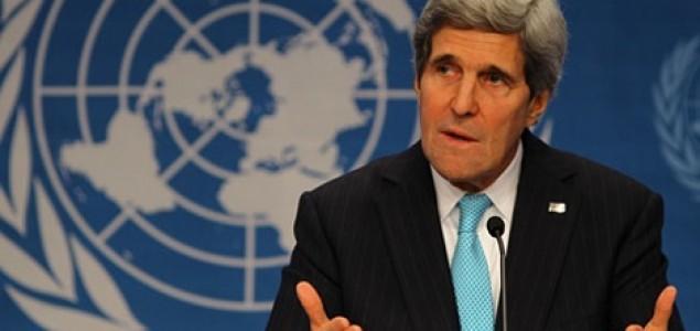 Keri pozvao izraelske i palestinske lidere na smirenost