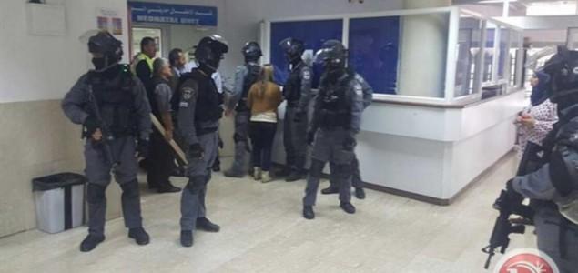 Izraelska policija upala u palestinsku bolnicu i napala osoblje i pacijente
