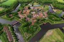 Bourtange: tvrđava u obliku zvijezde, Nizozemska