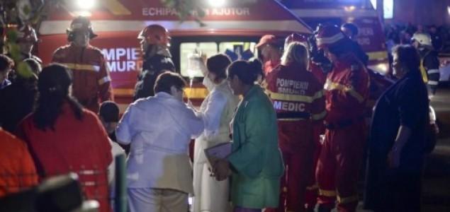 U požaru u diskoteci u Bukurešte poginulo 27 osoba