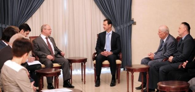 Najavljen sastanak o okončanju sukoba u Siriji