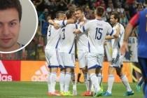 Fudbalski analitičar Michael Cox: Očekujem dominaciju BiH, ali i ranjivost na kontranapade