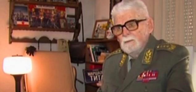 General sa Jugoslavijom u srcu