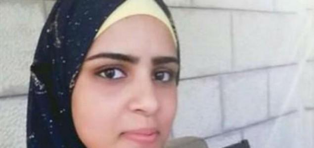 Pucali na palestinsku učenicu nakon lažnih optužbi