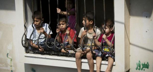 Izraelska smrtonosna sila nad palestinskom djecom