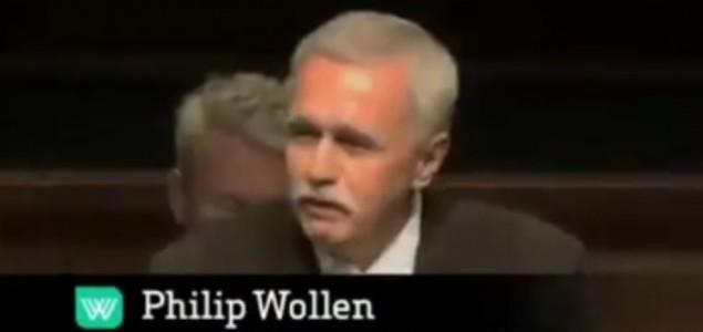 Philip Wollen: Maknimo životinje s jelovnika i iz prostorija za mučenje