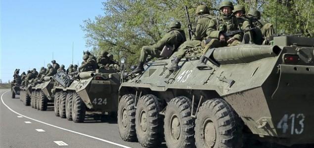 Dogovor o povlačenju oružja u Ukrajini