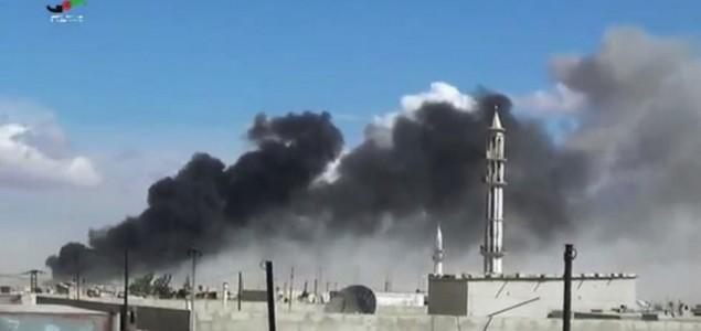 U ruskom napadu na Homs ubijeno 36 civila