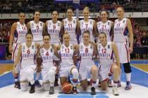 Košarkašice Srbije slavile sa čak 94 razlike protiv Luksemburga