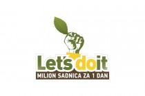 """""""Let's Do It – milion sadnica za 1 dan"""" / Grad Tuzla"""