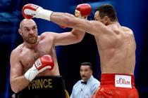 Dominacija prekinuta: Fury srušio Klička i postao novi svjetski šampion