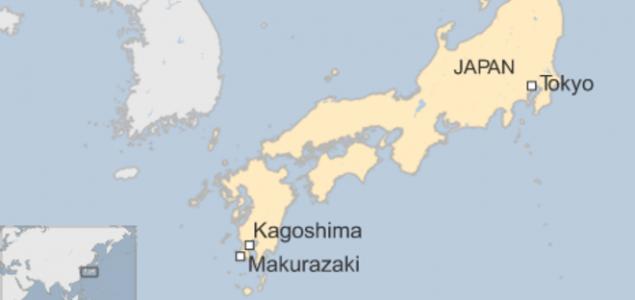 Japan: Snažan potres kod ostrva Nakonašima