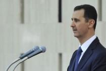 Asad: Za rađanje Islamske države odgovoran Zapad