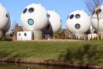 Bolwoningen: Okrugle kuće u Nizozemskoj