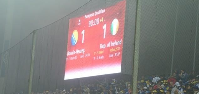 Fotogalerija: BIH-Irska
