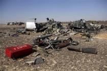 Sinaj: Izgorjeli ostaci aviona ukazuju na moguću eksploziju