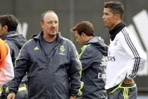 """Perez podržao Beniteza: """"Ako treba, pošalji Ronalda na klupu"""""""