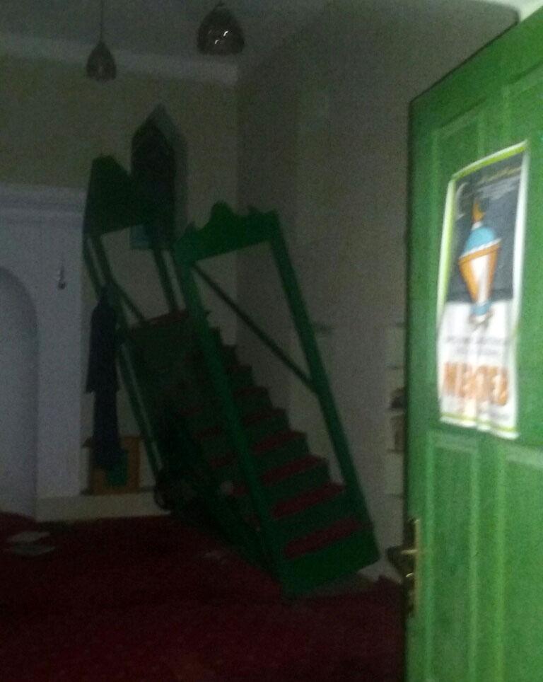 džamija pobrišće