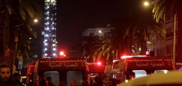 Nakon napada u Tunisu uveden policijski čas