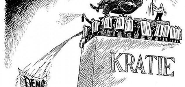 Samo se u diktaturama politički neistomišljenici proglašavaju državnim neprijateljima