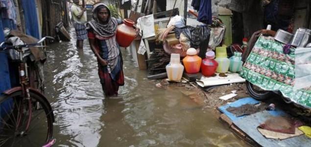Indija: Obilne kiše za nekoliko dana odnijele 71 ljudski život
