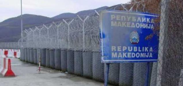 Makedonija: Vojska podiže ogradu na granici sa Grčkom