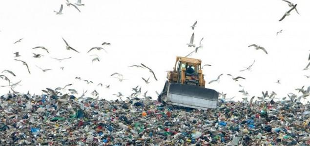 U BiH godišnje 352 kg komunalnog otpada po stanovniku