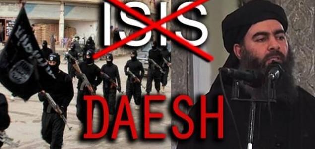 ISIS ili 'Daesh'  – ime je znak