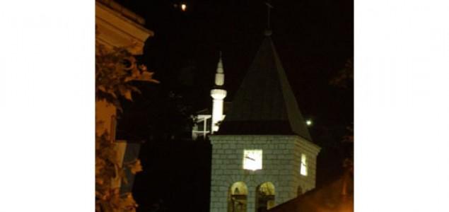 Oskrnavljena džamija Pobrišće u Ljubuškom