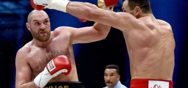 Skandal u svijetu boksa: Furyju oduzeta titula prvaka svijeta!