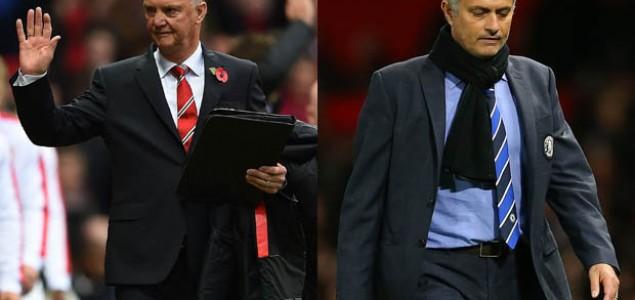 Van Gaalu dvije utakmice za spas, Mourinho već spreman da preuzme klupu