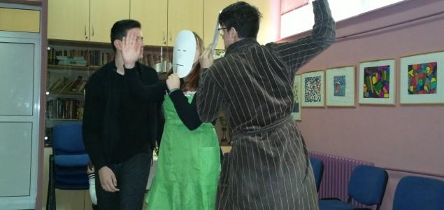 """12. repriza """"Maski"""" u IV Osnovnoj školi"""