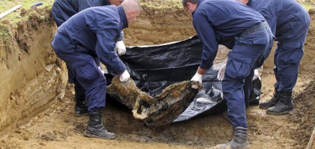 Ekshumirani ostaci 56 osoba