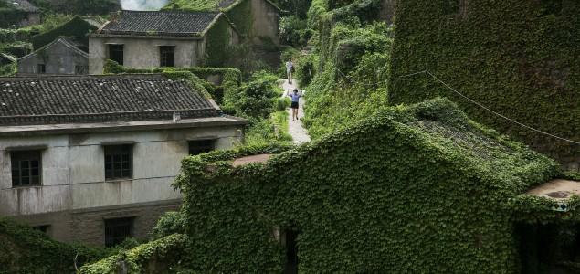 Napušteno selo se vratilo prirodi