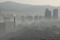 Zagađenje u Tuzli i Lukavcu danima kritično, Sarajevo i Zenica se približavaju kritičnom pragu